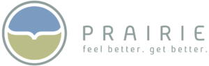 Prairie Wear Logo - Horizontal